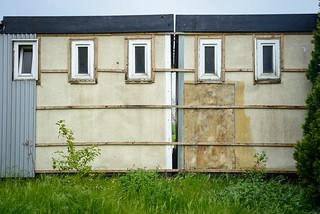 Ehemaliger Sportplatz  des SC Borr  1985 e.V.