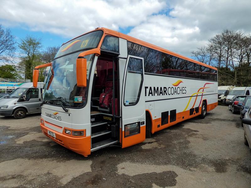Tamar Coaches  H 13TCL