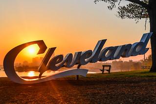 Cleveland Sunrise | by EDrost88
