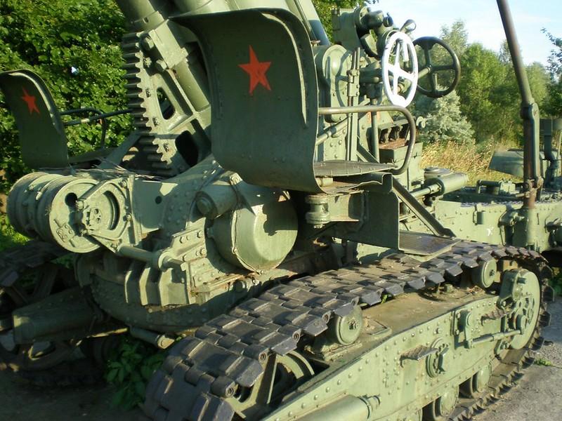 203 мм гаубица М1931 3