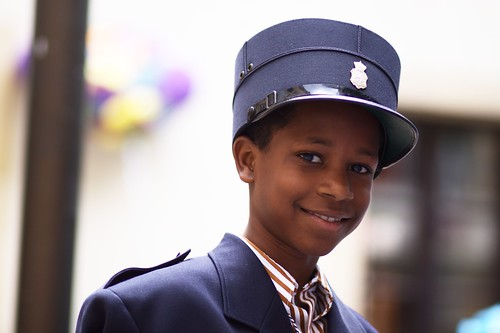 The Young Cop | by Gwenaël Piaser