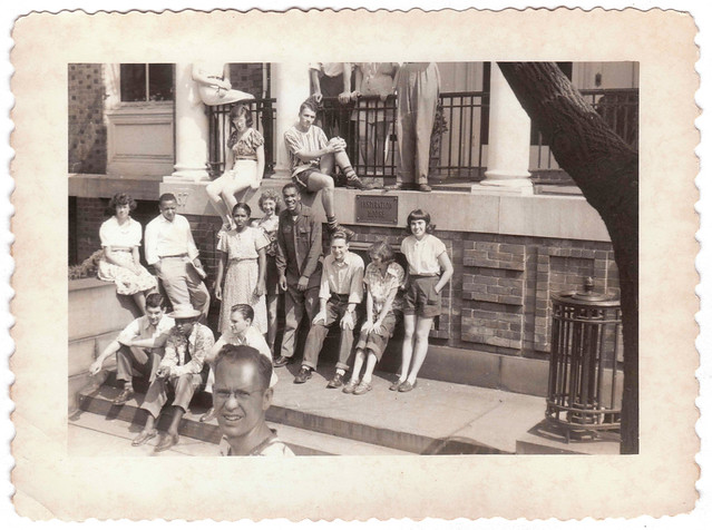 Vintage Snapshot : Dick & the Inspiration House