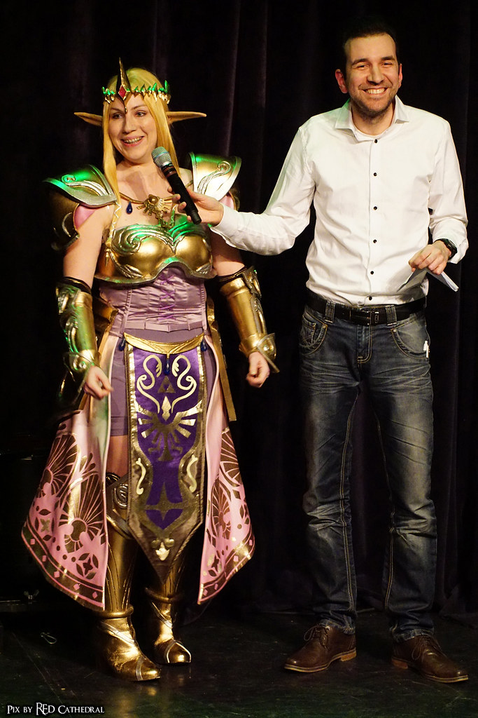 The Legend Of Zelda Hyrule Warriors The Bifff Cosplay Co
