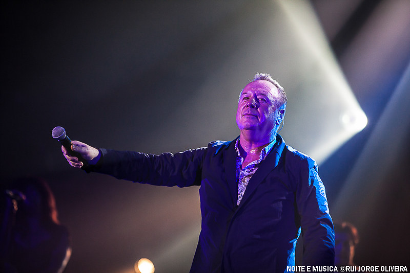 Simple Minds - Coliseu de Lisboa '17