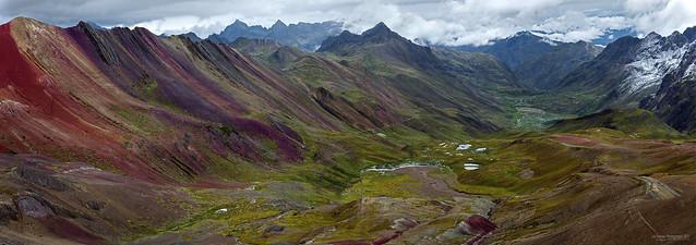 Andean valley , 5100 mtr altitude