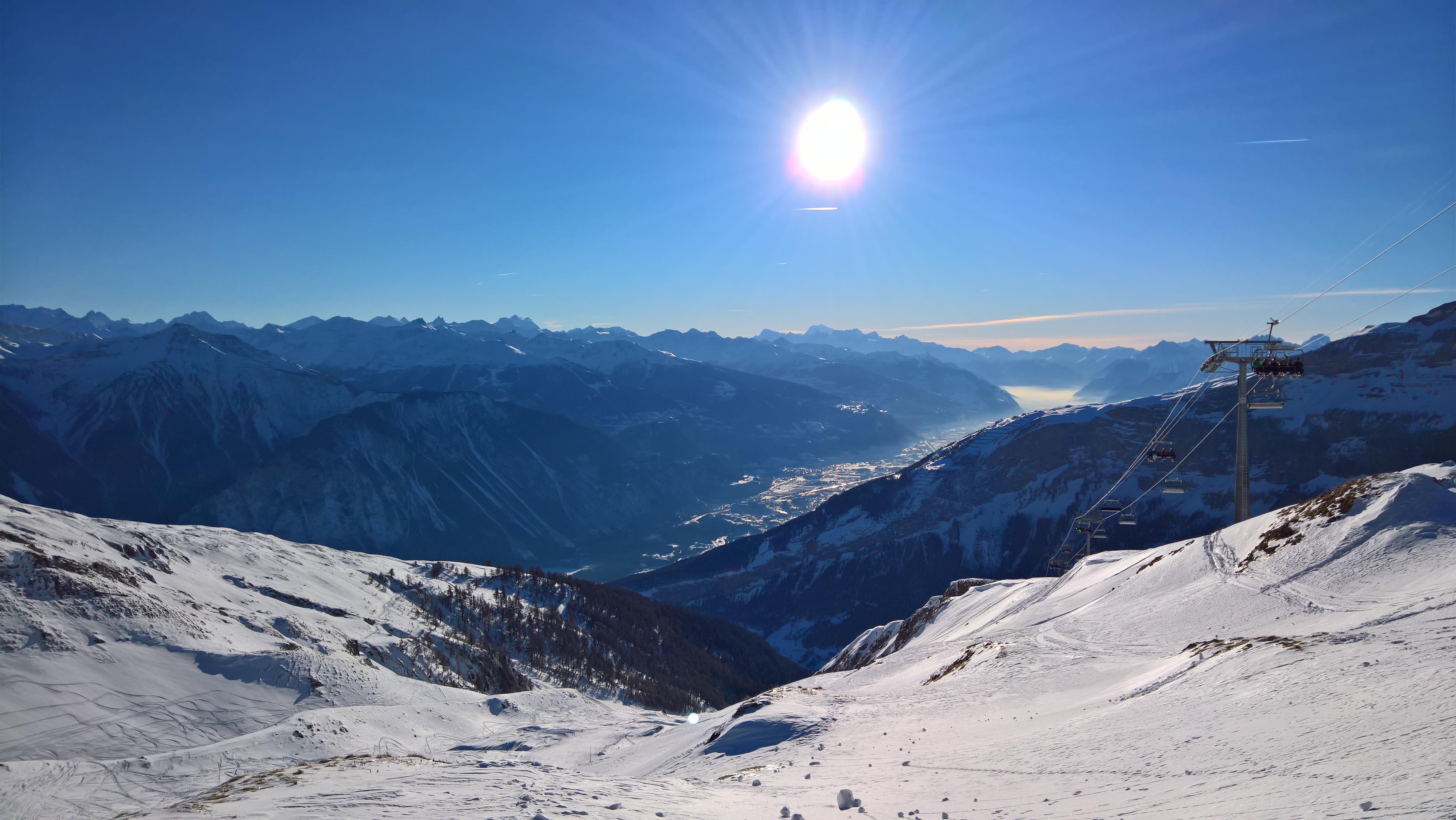 Skiweekend Leukerbad