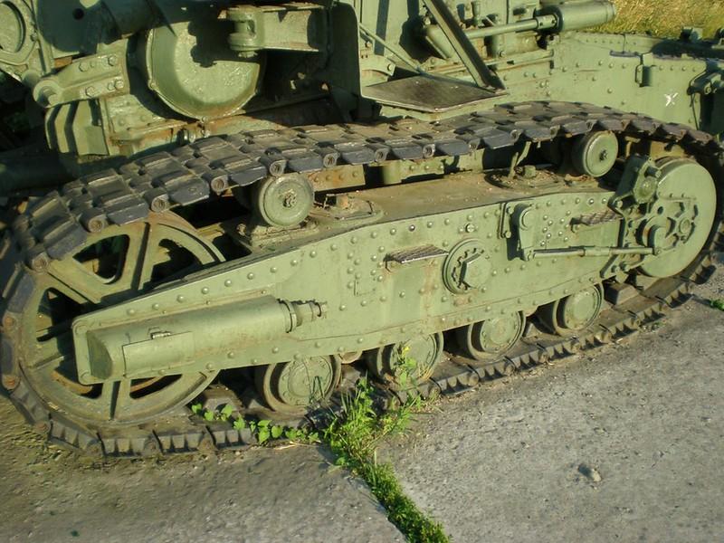 203 мм гаубица М1931 4