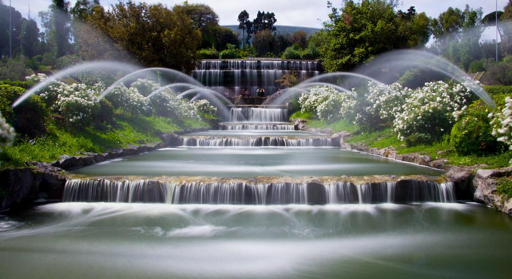 Giardino Delle Cascate Roma.Giardino Delle Cascate Roma Eur Massimo Flickr