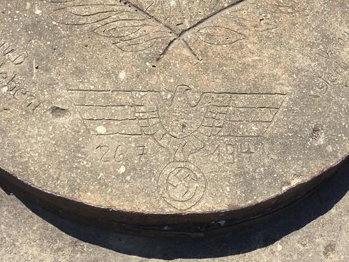 Encuvement : Batterie allemande - Merville (14)
