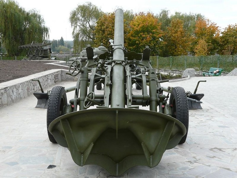160mm murbruk M-160 7