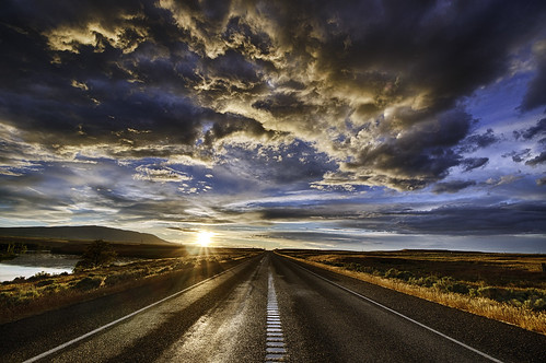 Sunset Road | by HaroldC3