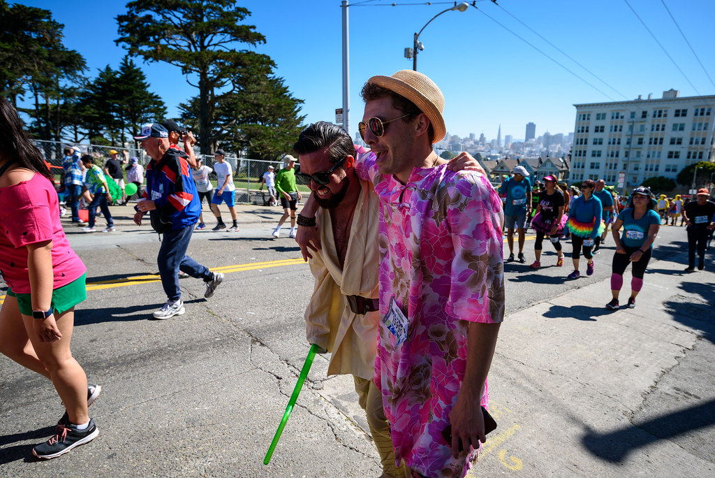 Bay to Breakers 2017, Part 1 - YouTube