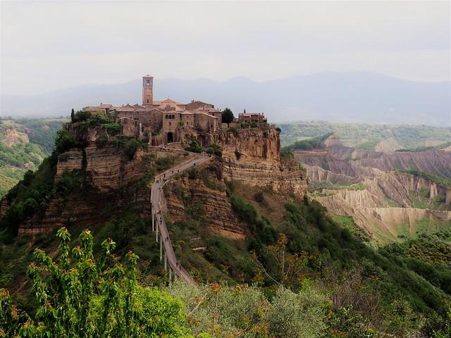 Civita de Bagnoregio - Lacio - Italia