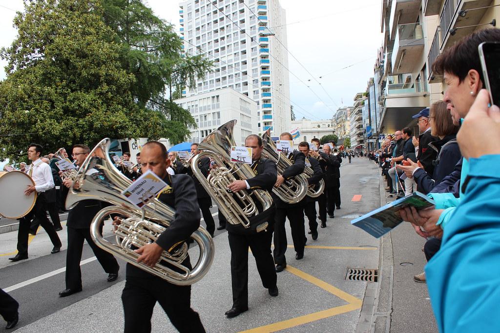 Eidg. Musikfest Montreux 2016