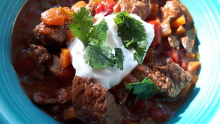 Slow Cooker Texas Beef Chili 13 | by alio