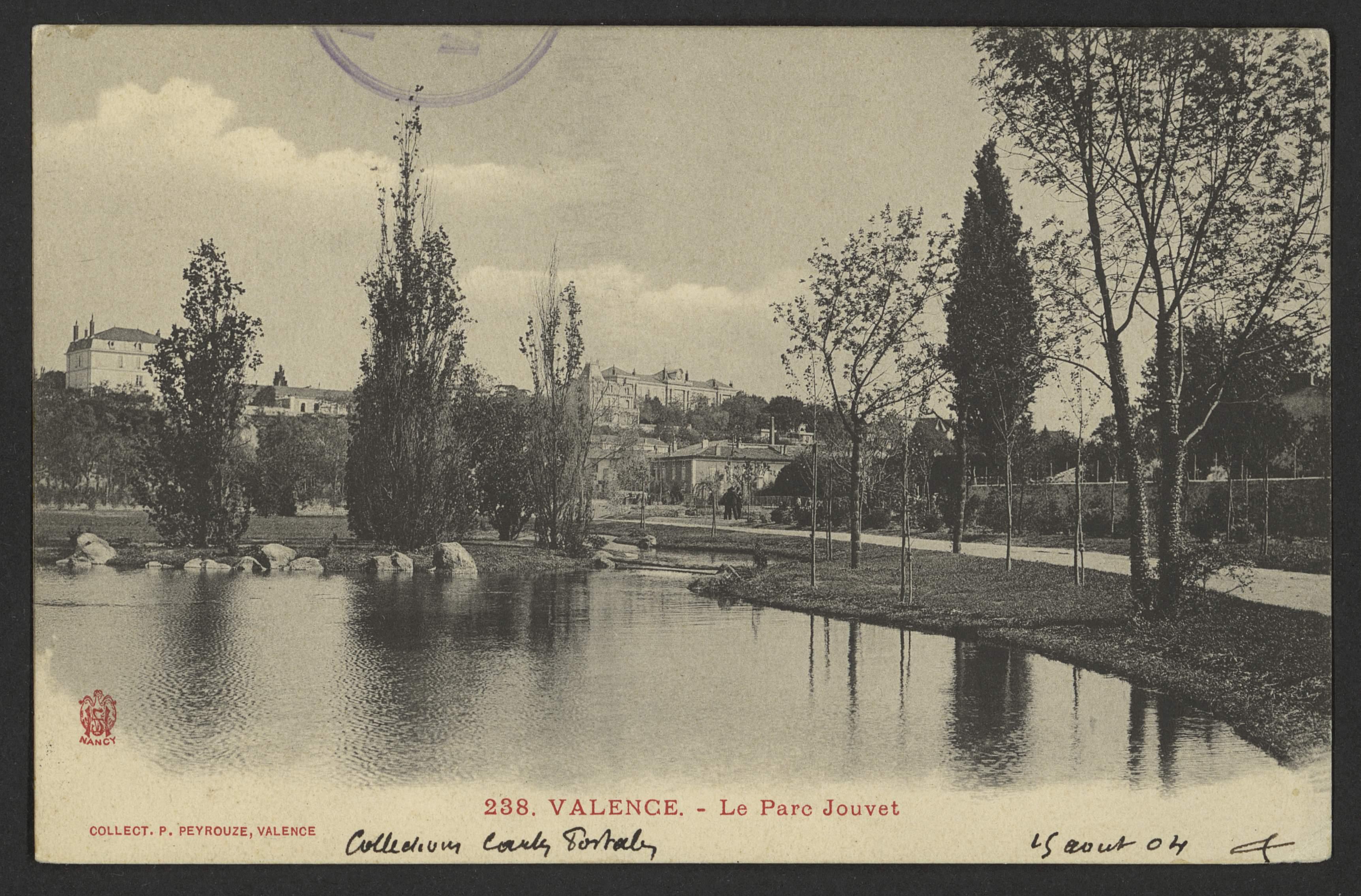 Valence - Le Parc Jouvet