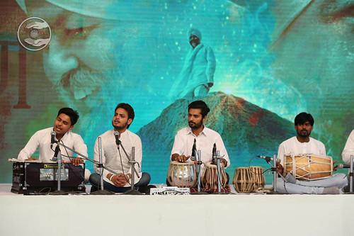 Punjabi devotional song by Lovpreet and Saathi from Phagwara, Punjab