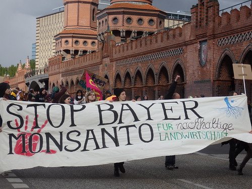 Stop Bayer Monsanto Protest | by eldoradodoscarajás