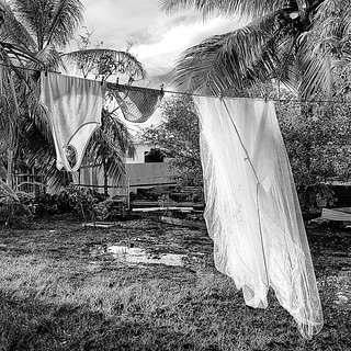 Third world... #vest #singlet #wifebeater #brief #bukta #netting #mosquito #Guyana #guyanese   by The Michael Lam Collection