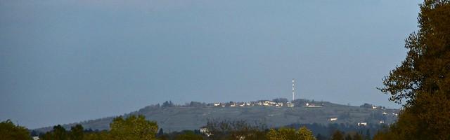 5 - Vue sur le Mont Saint-Vincent