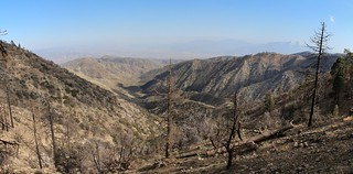 0263 Panorama view looking down into the North Fork Mission Creek valley   by _JFR_
