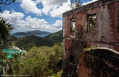 America Hill estate ruins