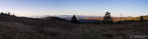mountrogers usa panorama virginia appalachiantrail whitetop unitedstates us