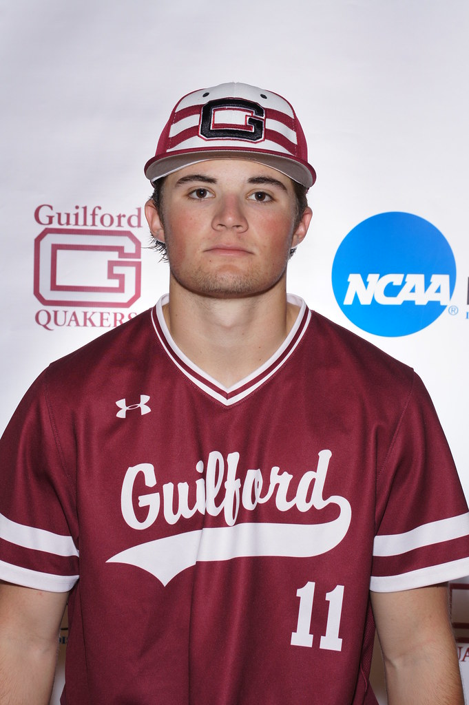 Mitchell Stumpo - Guilford 2018