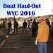 Boat Haul Out 2016