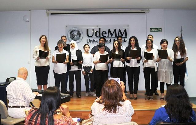 Argentina-2017-04-07-UPF-Argentina Chorus Performs at International Congress for Educators