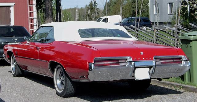 1971 Buick Le Sabre