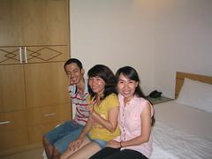 Hung, Tham, and Hong