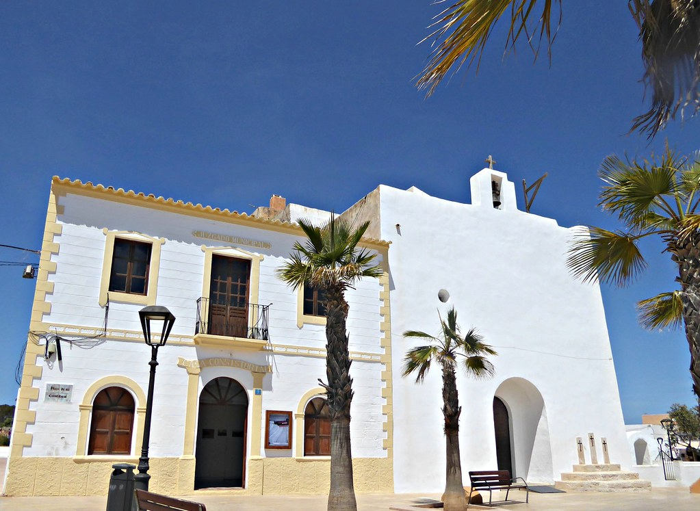 Formentera - Sant Francesc Xavier