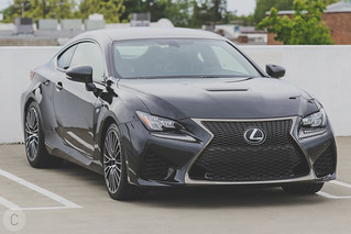 2017 Lexus RC F | by Car Fanatics