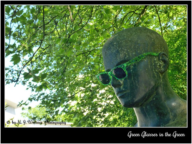 Green Glasses in the Green