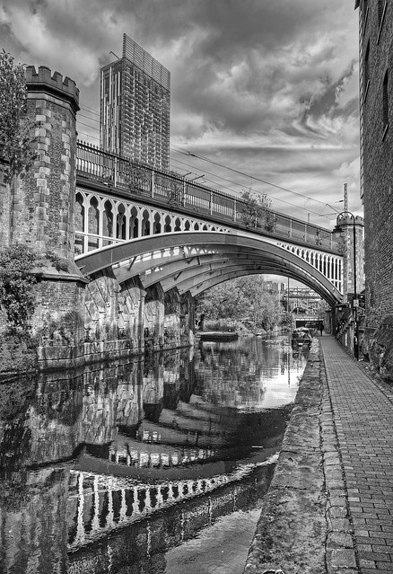 Rochdale Canal - Castlefield - Manchester