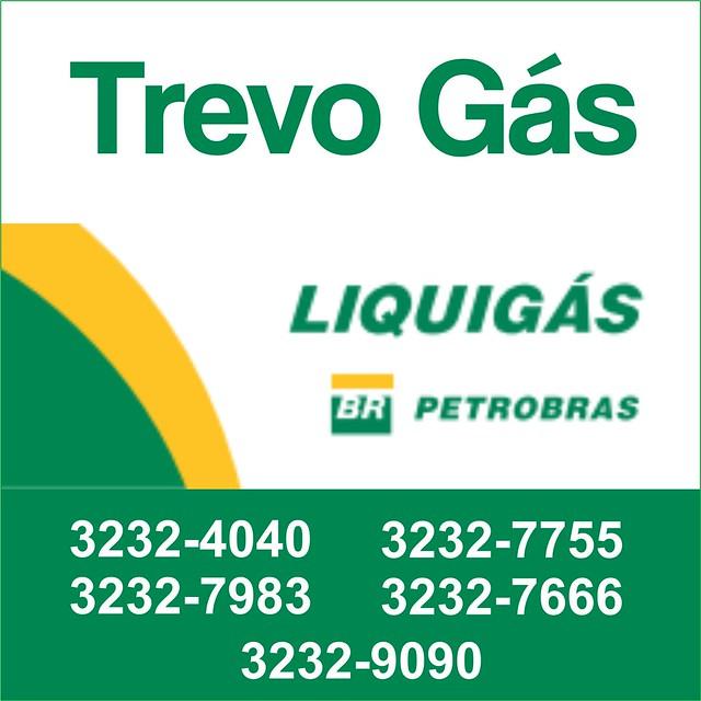 Anúncio Trevo Gás