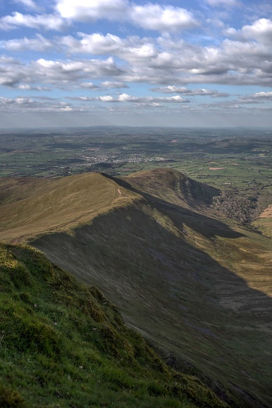 The Ridge from Pen Y Fan