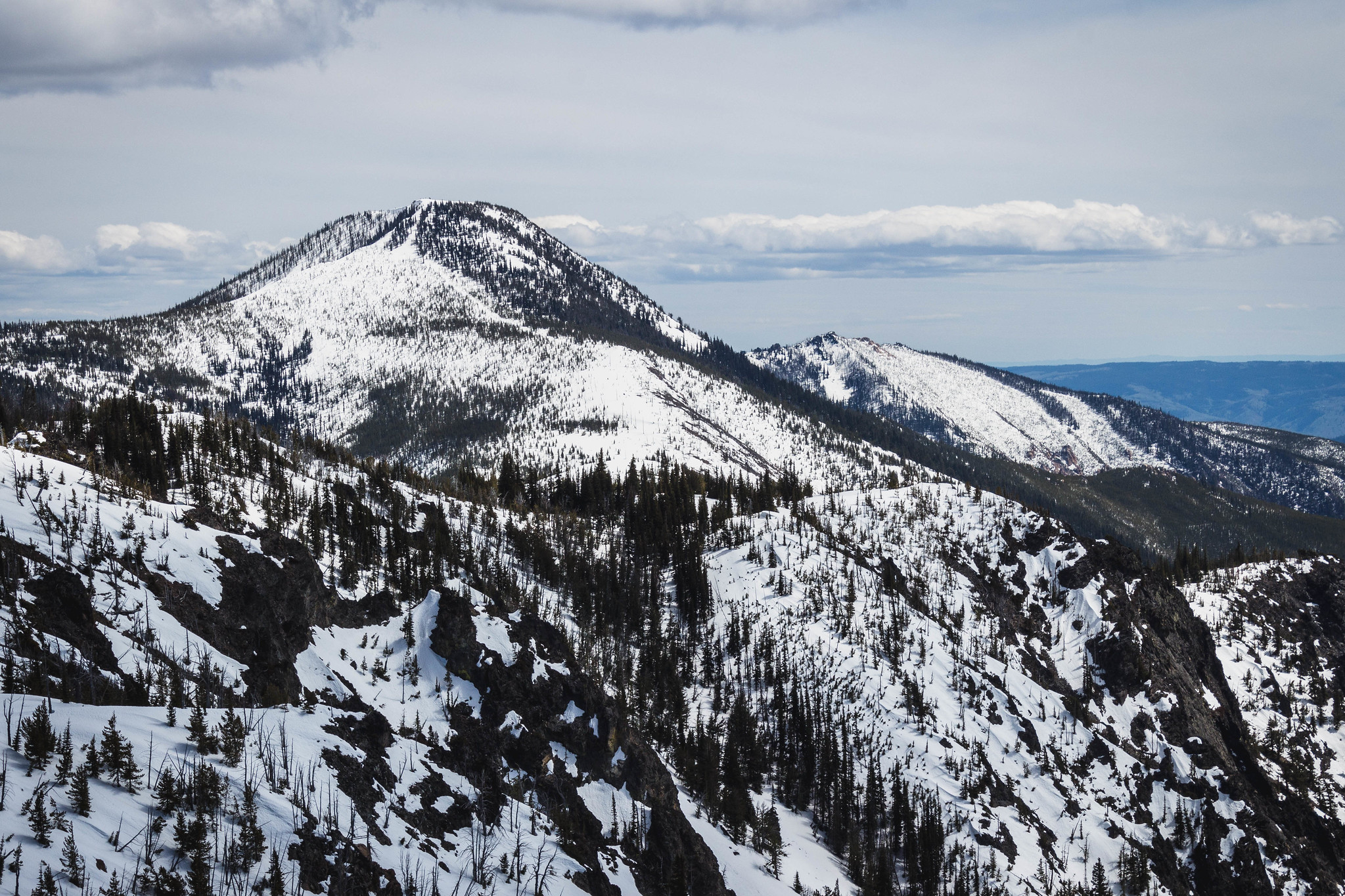Stormy and Mountain and Baldy Mountain