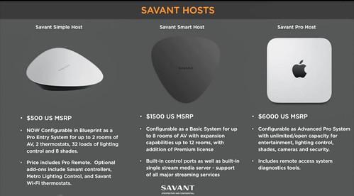 Three types of Hosts