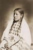 severošajenská dívka, 1880