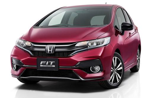 Honda Reveals The 2018 Jazz Fit Hatchback