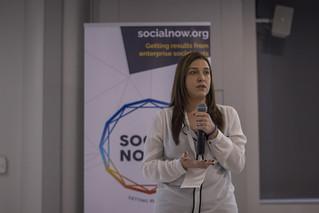 Social Now 2017 - Vikki Nye   by Knowman photos
