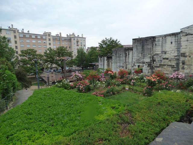 Jardin de Cybèle - Rue Victor-Hugo, Vienne