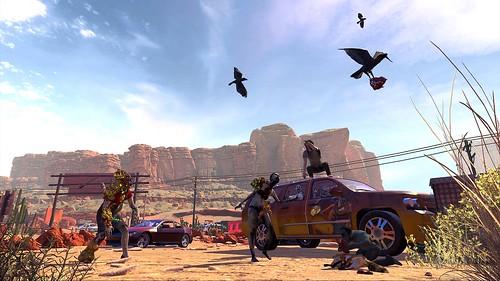 Arizona Sunshine, PlayStation VR   by PlayStation.Blog