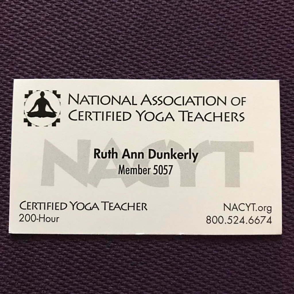 Ruth Is Officially A Member Of The National Association Of Flickr