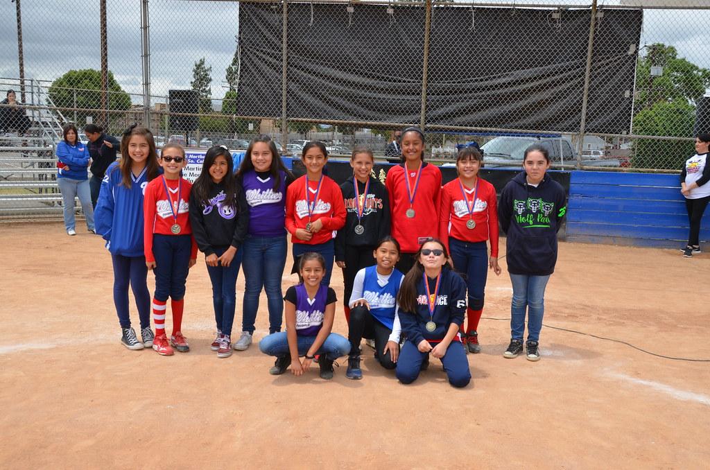 KAY_9291 | Whittier Girls Softball League | Flickr