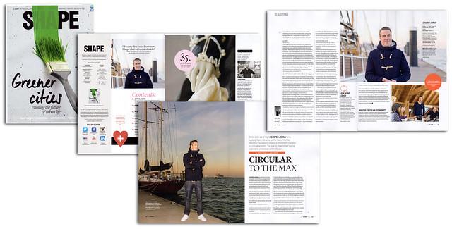 Shape Magazine 1.2017 A Circular Economy