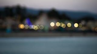 Santa Cruz Boardwalk Bokeh   by hin_man