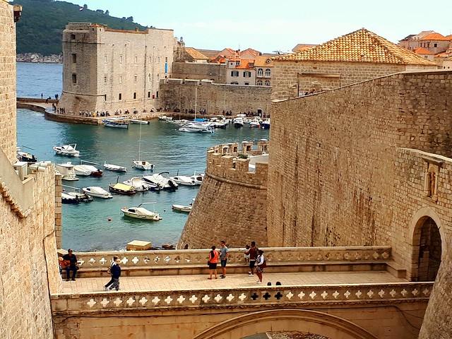 Dubrovnik.(Mobile phone shot)